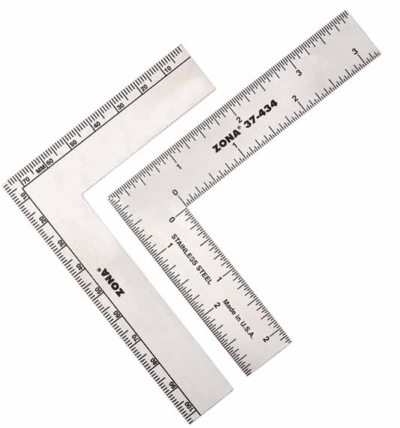 "37 434 400x428 - 37-434 L-square Ruler 3"" x 4""  37-434 L-square Ruler 3"" x 4"" - hobby-knives-blades-and-mini-steel-rulers, hand-tools"
