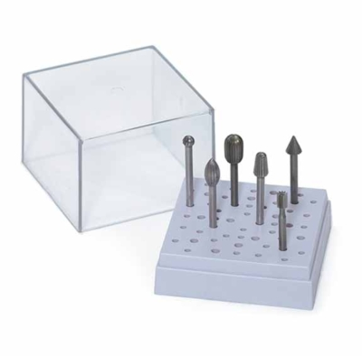 37 890 400x394 - A-10089 Square Bur Holder with Cover  A-10089 Square Bur Holder with Cover - hobby-clamp-vises-and-bur-holders, hand-tools