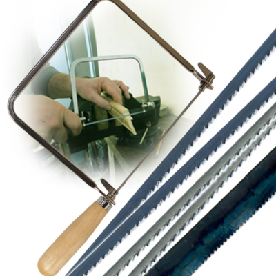 Coping Saws & Coping Saw Blades